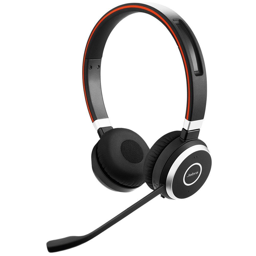 Jabra Evolve 65 UC - Stereo Bluetooth Headset mit NC für 89€ bei Cyberport im Cybersale
