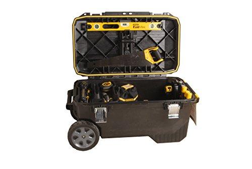 Stanley FatMax mobile Montagebox, Taucherbox, o.ä. - 113L, robust, verschließbar, uvm - dank 20% Gutschein [Amazon]