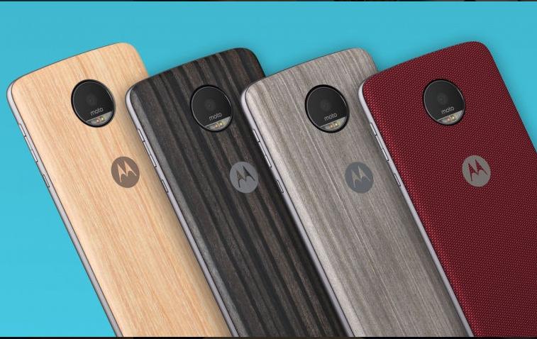 Moto Mods Style Shells für die Moto Z Reihe in verschiedenen Ausführungen