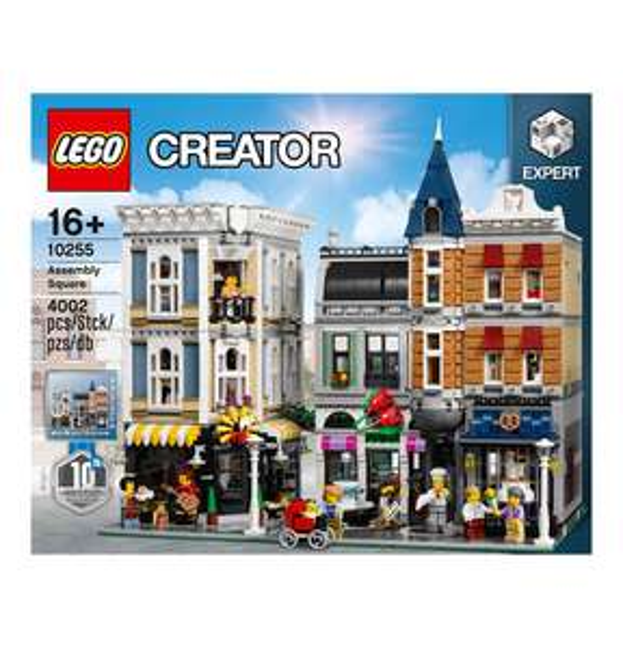 LEGO Creator Stadtleben 10255 bei Kaufhof mit Payback
