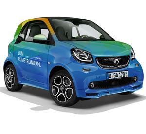 Berlin+120km: Smart electric drive leasen für 79 €/mtl (48 Monate, 10 tkm/a, 0 Anzahlung)