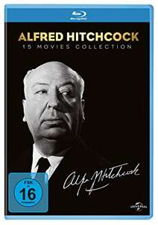 amazon.de – Alfred Hitchcock Collection – 15 Blu-ray Box