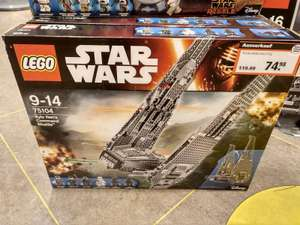 [Lokal Neuss] LEGO Star Wars - Kylo Ren's Command Shuttle