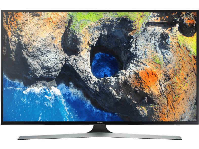 Samsung UE58MU6199 UHD TV (58'' UHD Edge-lit Dimming HDR, 1300Hz [interpol.], Triple Tuner, 3x HDMI, 2x USB, Smart TV, VESA) für 699€ versandkostenfrei [Saturn]