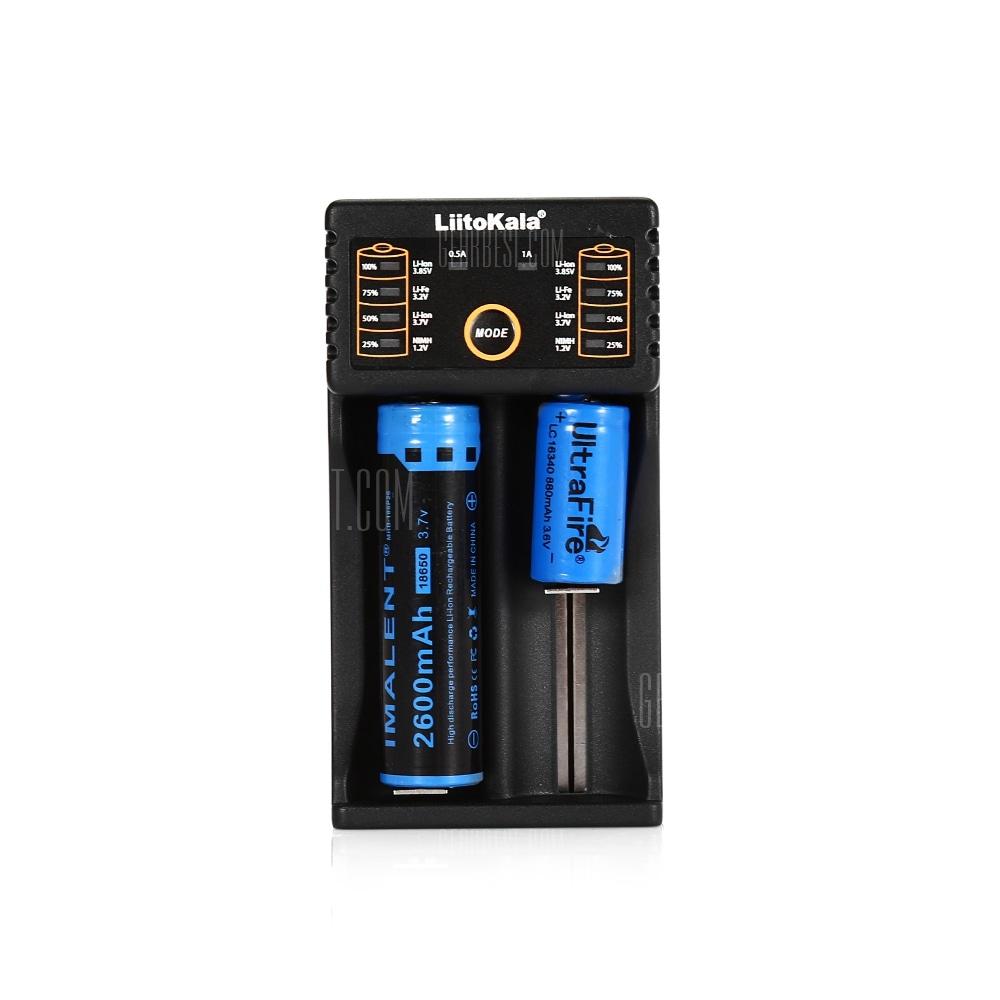 LiitoKala Lii 202, USB-Akku-Ladegerät @Gearbest ab 22 Uhr