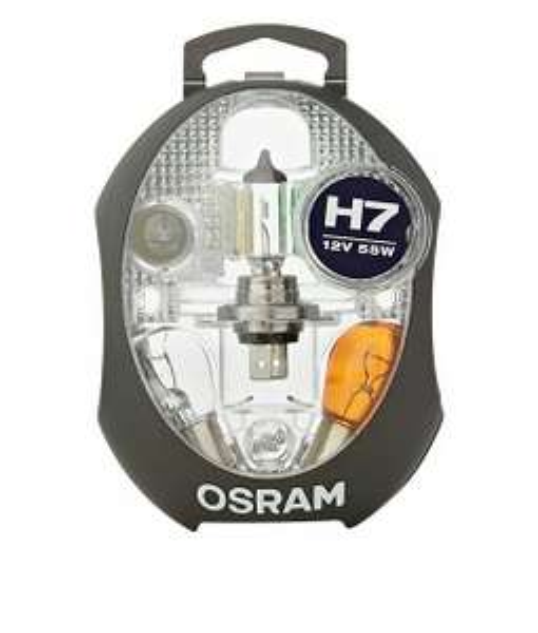 OSRAM ORIGINAL Ersatzlampenbox H7