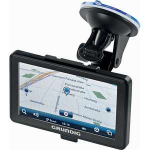 [Plus] Grundig Automotiv M5 Navigationssystem (12,7 cm (5 Zoll) Display)