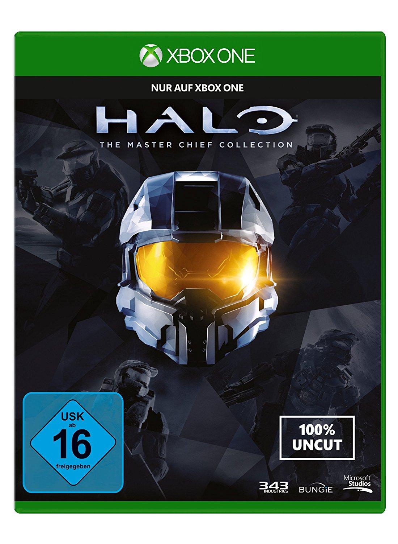 Halo: The Master Chief Collection (Xbox One) für 10€ (Saturn)