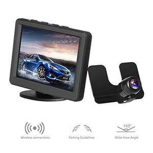 "AUTO-VOX 3.5 ""LCD 2.4G Wireless Rückfahr-Kamerasystem 52,49€ [Amazon Prime]"