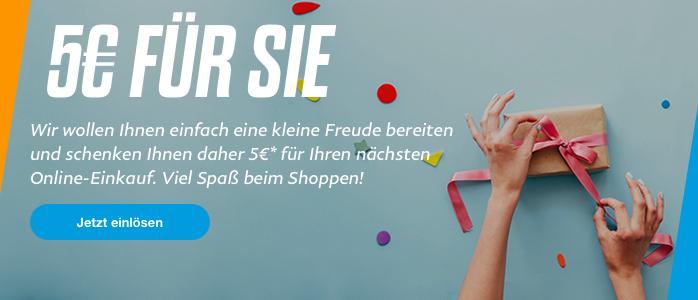 PayPal Gutschein 5€ für Bestandskunden