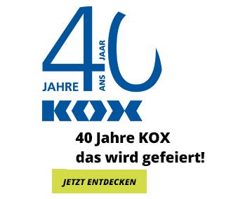 Versandkostenfrei bei Kox-Direct bestellen kein MBW