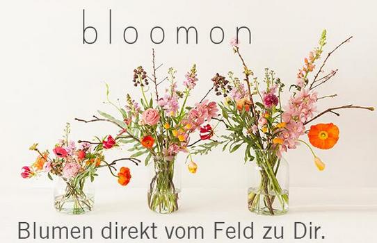 Bloomon - Kostenlose Vase zur Blumen-Bestellung