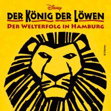 Stage Musical Eintrittskarten: Disneys König der Löwen, Tarzan, Aladdin, Mary Poppins für 2 Personen ab 101,50€