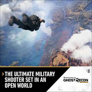 Tom Clancy's Ghost Recon: Wildlands (uPlay) für 12,64€ [Amazon.com]
