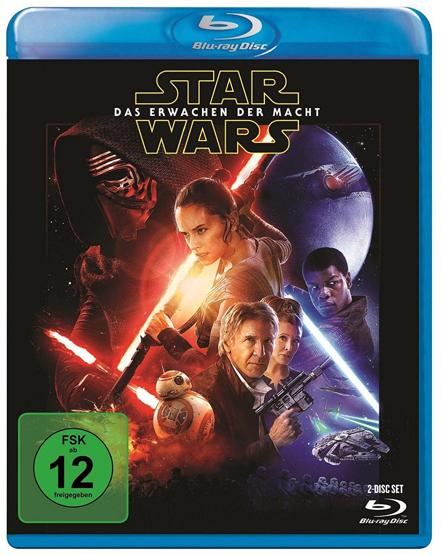 (MediaMarkt Recklinghausen) Star Wars: Das Erwachen der Macht (Blu-ray) für 5€, Star Wars: Rogue One (Blu-ray) für 9€, Fire TV Stick für 33€