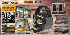 Tom Clancy's Ghost Recon: Wildlands Calavera Collector's Case (Xbox One) für 80,99€ (Ubisoft Store)