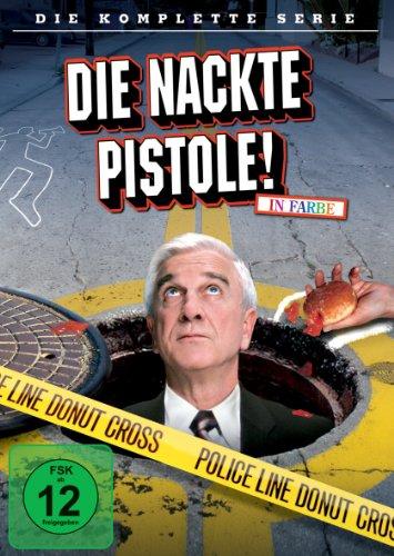 Die nackte Pistole! - Die komplette Serie (DVD) für 4,10€ (Amazon Prime)