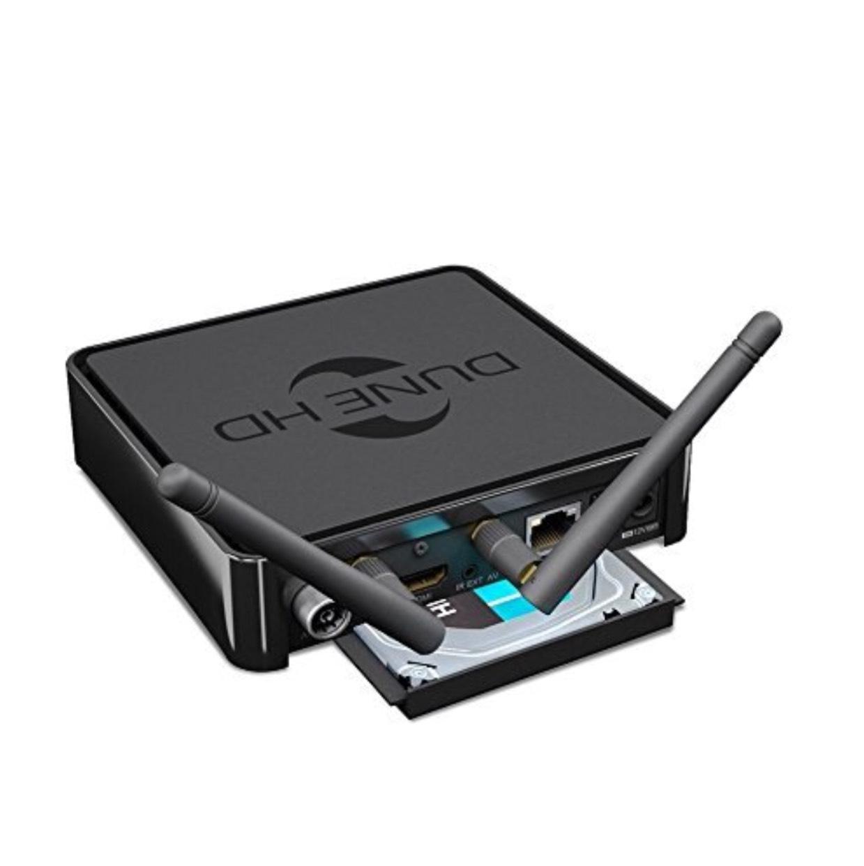 [ibood.com] Dune HD DEHDSOLO4K Solo Mediaplayer (4K, UHD, HDMI, WLAN/LAN, 3D, DVB-T/T-2/-C, IPTV, USB, 6,4 cm (2,5 Zoll) Festplatte Steckplatz)