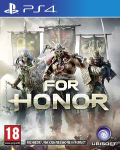For Honor (PS4/Xbox One) für 17,51€ inkl. Versand (Amazon.it)