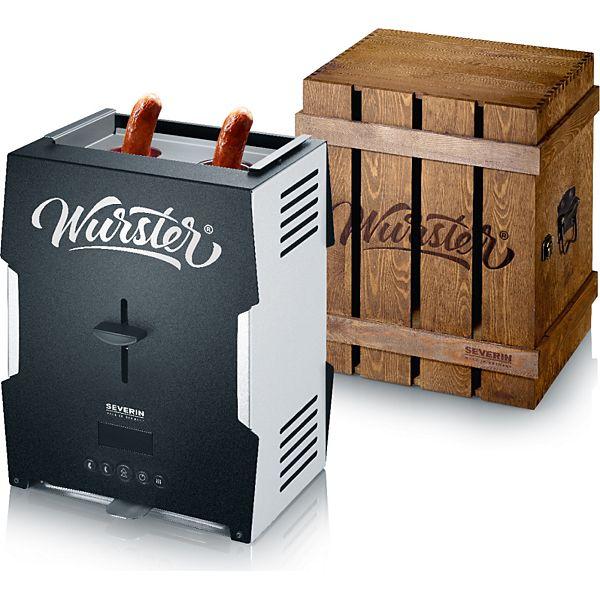 Der Toaster für die Wurst: Severin Wurster für nur 264,99€ inkl VSK @ Plus.de