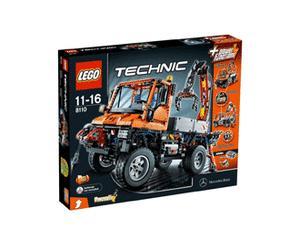 LEGO® Technic - 8110 Mercedes-Benz Unimog U 400 bei Toys r Us für 134€