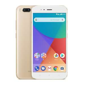 Xiaomi Mi A1 Gold Global Version Band 20 4gb Ram 64gb Rom