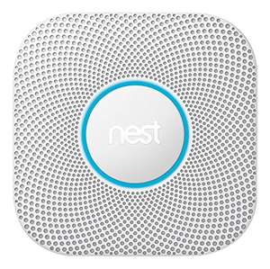 Nest Protect 2. Generation (Rauchmelder + CO-Melder)