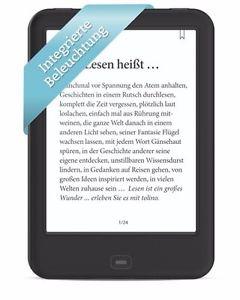 """[thalia@ebayPlus] Tolino Shine 2 HD - 6"""" eBook-Reader (E-Ink, 300dpi, 4GB interner Speicher, 512MB RAM, 802.11b/g/n, 1.500mAh, Infrarot Touchscreen) in schwarz für 89€ oder Tolino Select für 6 Monate kostenlos"""