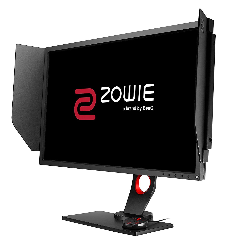 BenQ Zowie XL2735 für 388€- vom Hersteller refurbished - WQHD Monitor, Pivot, Swivel