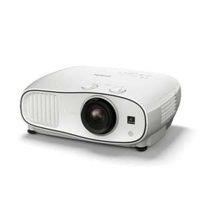 Epson EH-TW6700 Projektor (Full HD, 3000 Lumen, 70.000:1 Kontrast, 3D, 1,6x fach Zoom) + 100€ Cashback