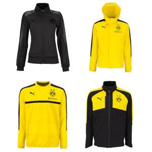 diverse PUMA BVB Jacken,Hoodies,Sweatshirt,Tasche,....für 19,99€ @ Ebay
