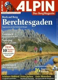"""[Burda Direct] 4 Monate """"Alpin"""" für 15,36€ mit 15€ Amazon-Gutschein oder 15€ Verrechnungsscheck"""