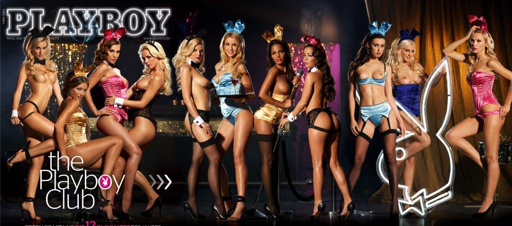 Playboy 2012/01 - Playmates des Jahres - Gratis E-Paper