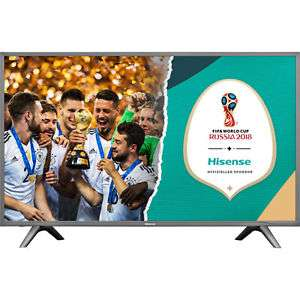 Ebay - Hisense H60NEC5605 60 Zoll UHD LED Smart TV Triple Tuner 1200 PCI DVB-T2