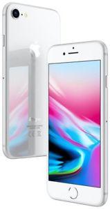 Apple iPhone 8 64 GB silber ohne Vertrag/SIMlock (Computeruniverse - ebay wow)