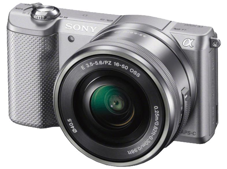 Sony Alpha 5000 silber mit 16-50mm (ILCE-5000LS) für 247 EUR (Mediamarkt Bonn)