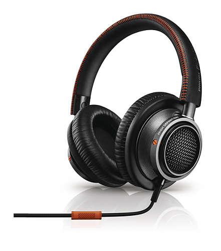 PHILIPS Over-Ear-Kopfhörer Fidelio L2 mit Mikrofon