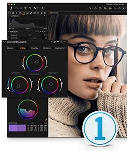 Capture One Pro 10 für Sony Kameras
