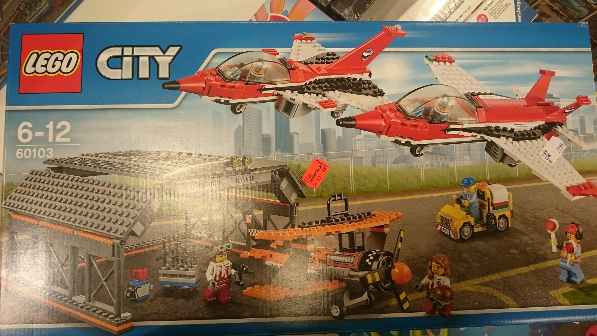 Lego Flugshow (60103) @ Karstadt für 50,00 Euro / auch online