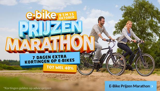 Preismarathon bis -40% auf Batavus, Gazelle & Co. bis Sonntag 15.10.