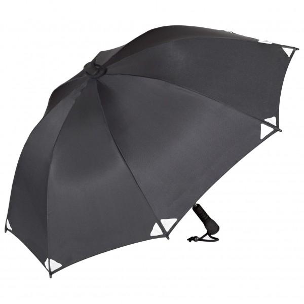 Euroschirm (Göbel) Swing Liteflex Trekking Regenschirm 207g Glasfaser schwarz -45%