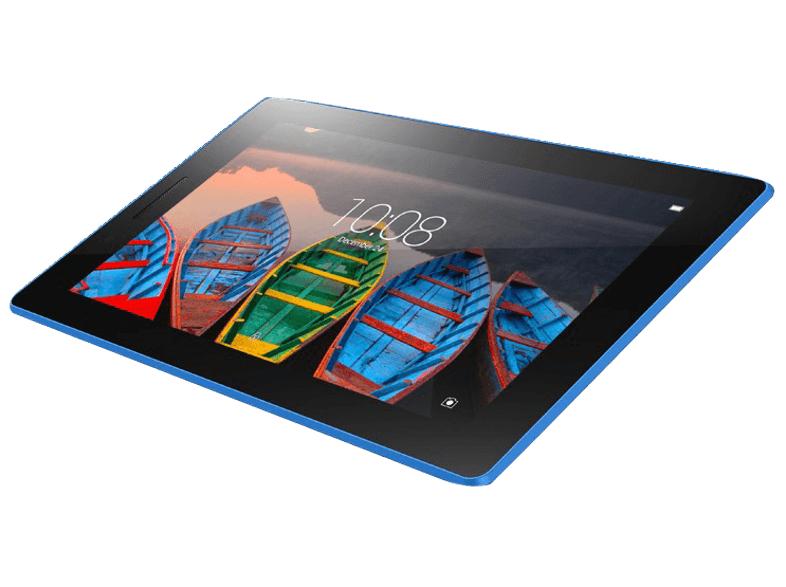 LENOVO TAB 3 7 Essential 8 GB 7 Zoll Schwarz/Blau für 55€ VSK  frei bei Media Markt