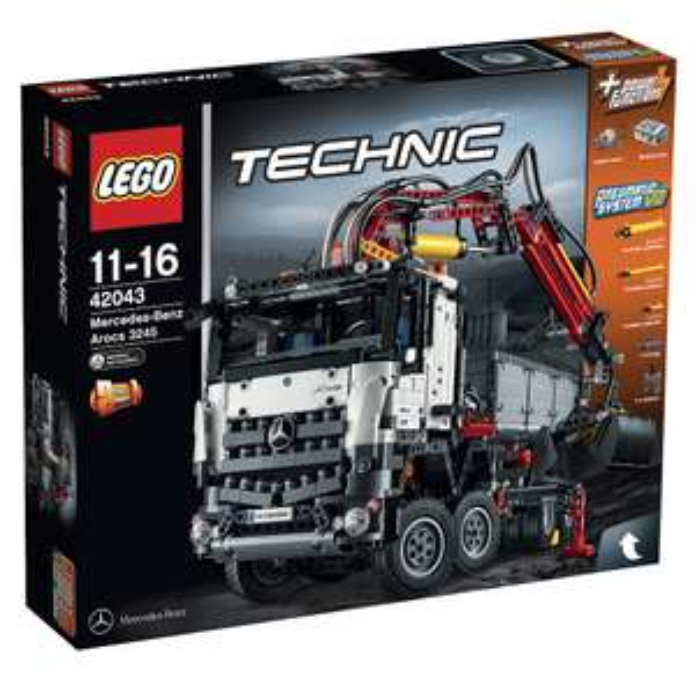 "[Toys ""R"" Us] LEGO Technic - Mercedes-Benz Arocs 3245 für 139,98 €"