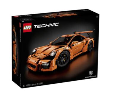 Nur heute 20 Prozent Rabatt auf alle Lego Artikel [Real] z.B. Lego Technic 42056 Porsche für 196,15€