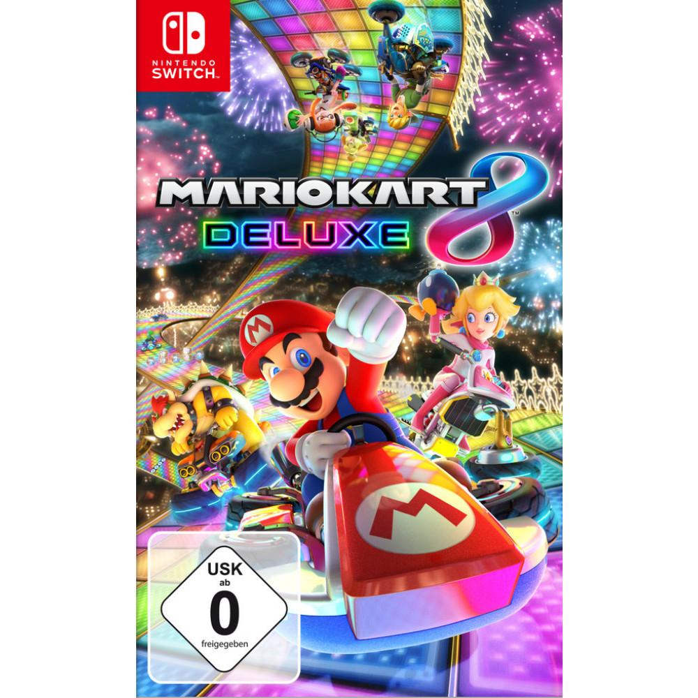 Mario Kart 8 Deluxe (Switch) für 39,99€ (Müller + Amazon)
