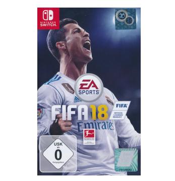 FIFA 18 (Nintendo Switch) für 47,90€ bei Müller