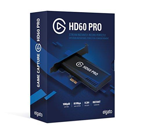 [Amazon.co.uk] Elgato Game Capture HD60 Pro für 103,22€