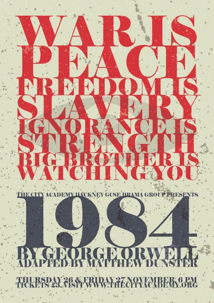 George Orwell 1984 - Hörspiel (deutsch) kostenlos [Archive.org]