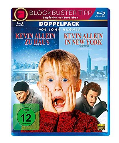 Kevin - Allein zu Haus Box 1&2 (Blu-ray) für 7,18€ (Amazon Prime)
