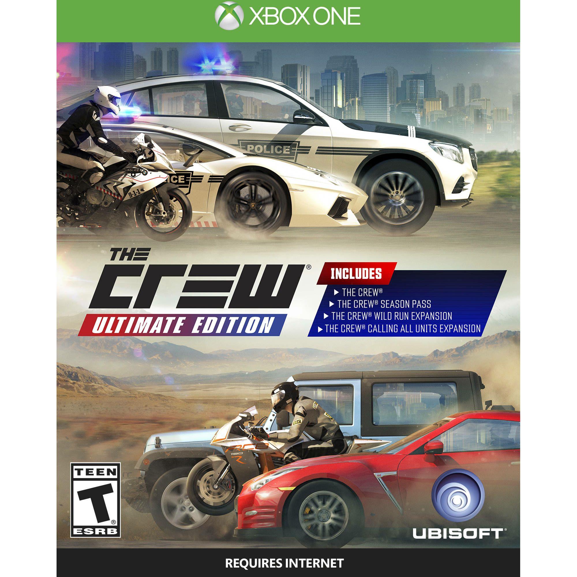 The Crew Ultimate Edition Xbox one (Shop4.de)